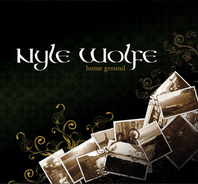 HomeGround Nyle Wolfe Cover