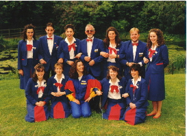 Trabolgan Bluecoat team 1992